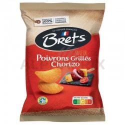Chips Brets poivron chorizo 125g