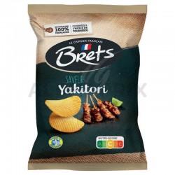 Chips Brets yakitori 125g en stock