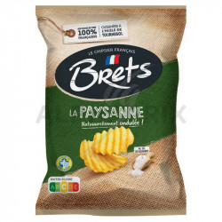 Chips Brets nature paysanne 125 g