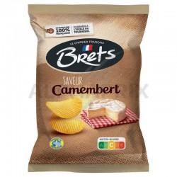 Chips Brets Camembert 125g