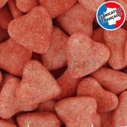 Coeurs aeres fraise kg Pierrot Gourmand en stock