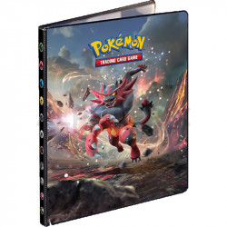 Classeur pokemon petit - range cartes x80 cartes en stock