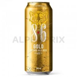 Bavaria Gold 8°6 - boîte 50 cl en stock