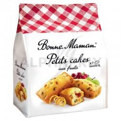 Petits cakes aux fruits x10 Bonne Maman 300g en stock