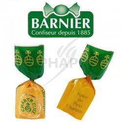 Bonbons fourrés liqueur de Chartreuse kg Barnier en stock