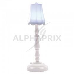 Lampe sur pied Led (piles incluses) Romantica en stock