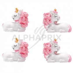 Licornes mini par 4 en stock