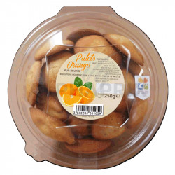 Palets pur beurre orange boîte 250 g