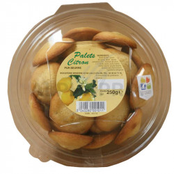 Palets pur beurre citron boîte 250 g
