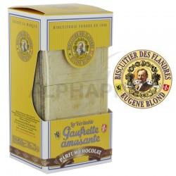 Gaufrettes Eugène Blond étui 175g Chocolat