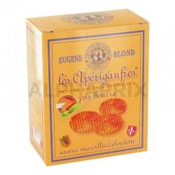 Apérigaufres pur beurre fromage, ciboulette 85g en stock