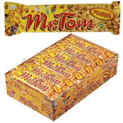Mr. Tom - Barre aux cacahuètes en stock