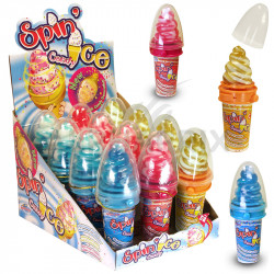 Spin ice candy