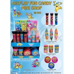 Display Fun Candy Mini Shop 59 uvc en stock