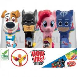 Pops up lollipops licence mix