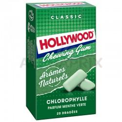 Hollywood dragées chlorophylle en stock