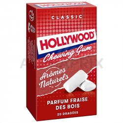 Hollywood Dragées Fraise des Bois en stock