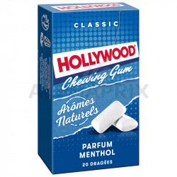 Hollywood dragées Menthol en stock