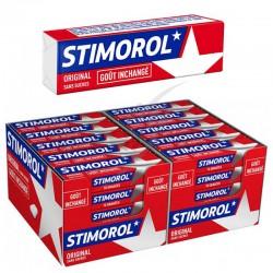 Stimorol sans sucres original en stock