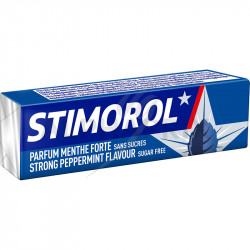 Stimorol menthe forte s/sucre