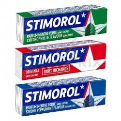 Colis Stimorol 3 boîtes assorties en stock