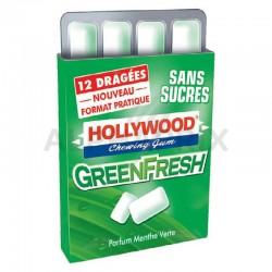 Hollywood dragées Green Fresh s/sucres ** special DA ** en stock