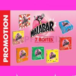 Colis malabar 7 boîtes préco septembre en stock