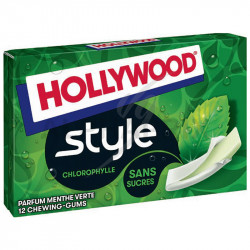 Hollywood Style Chlorophylle en stock