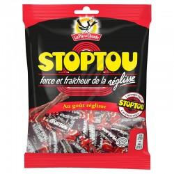 Stoptou réglisse sachet 165g en stock