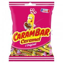 Carambar sachets goût caramel 130g