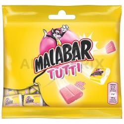 Malabar sachet 67g Tutti Frutti - Carton de 40 en stock