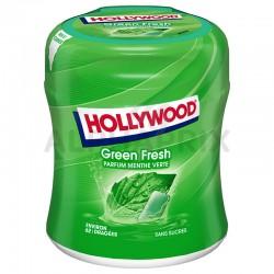 Bottle 60 dragées green fresh s/sucres Hollywood