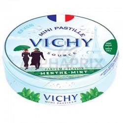 Vichy boîte métal menthe 40g