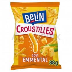 Croustille Fromage Emmental 88g Belin en stock