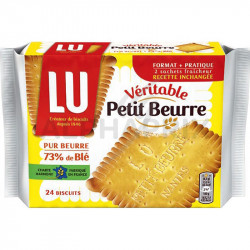Petit beurre LU veritable 200g