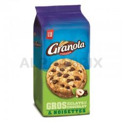 Granola extra cookies chocolat noisettes 184g
