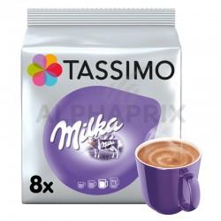 Tassimo Milka snow big disc 240g (8 T-discs) en stock