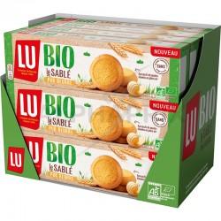 Le sablé pur beurre bio 112g Lu en stock