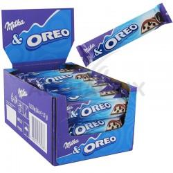 Milka Barre Oreo 37g - boîte de 36