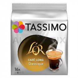 Tassimo l'Or café long classic 104g (16T)