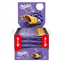 ~Milka barre tender break pocket 26g en stock