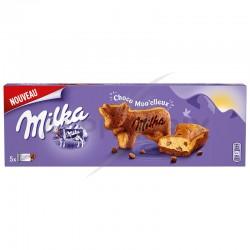 Milka choco moelleux 140g en stock