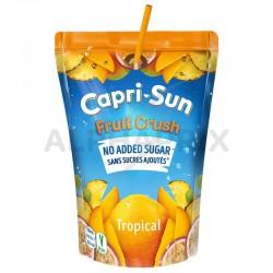 Capri-Sun Fruit Crush Tropical 20cl s/sucre ajouté