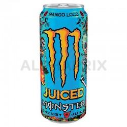 Monster Juiced Mango loco boîte 50cl en stock