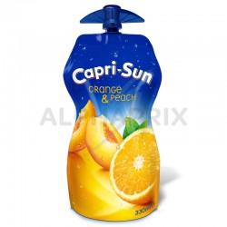 Capri-Sun Orange Pêche poche 33 cl refermable en stock