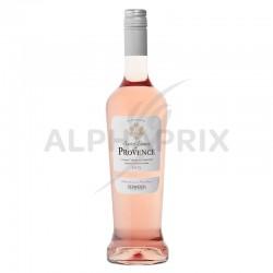 Coteaux varois st louis de provence aop 75cl rosé CAB en stock