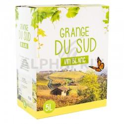Bib 5L vin blanc Grange du Sud VPCE en stock