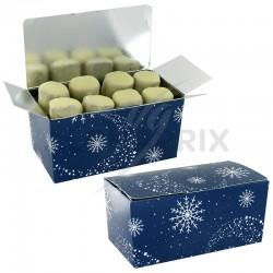 Bouchées praliné blanc - ballotin 250g en stock