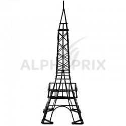 Tour Eiffel en métal NOIR en stock