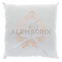 Coussin just married rose gold en stock